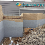Damp Proofing and Painting of Internal and External Walls
